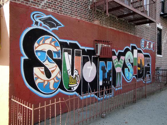 Sunnyside Graffiti