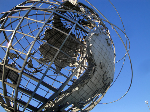 Unisphere Flushing Meadows